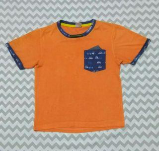 Kaos rumah anak