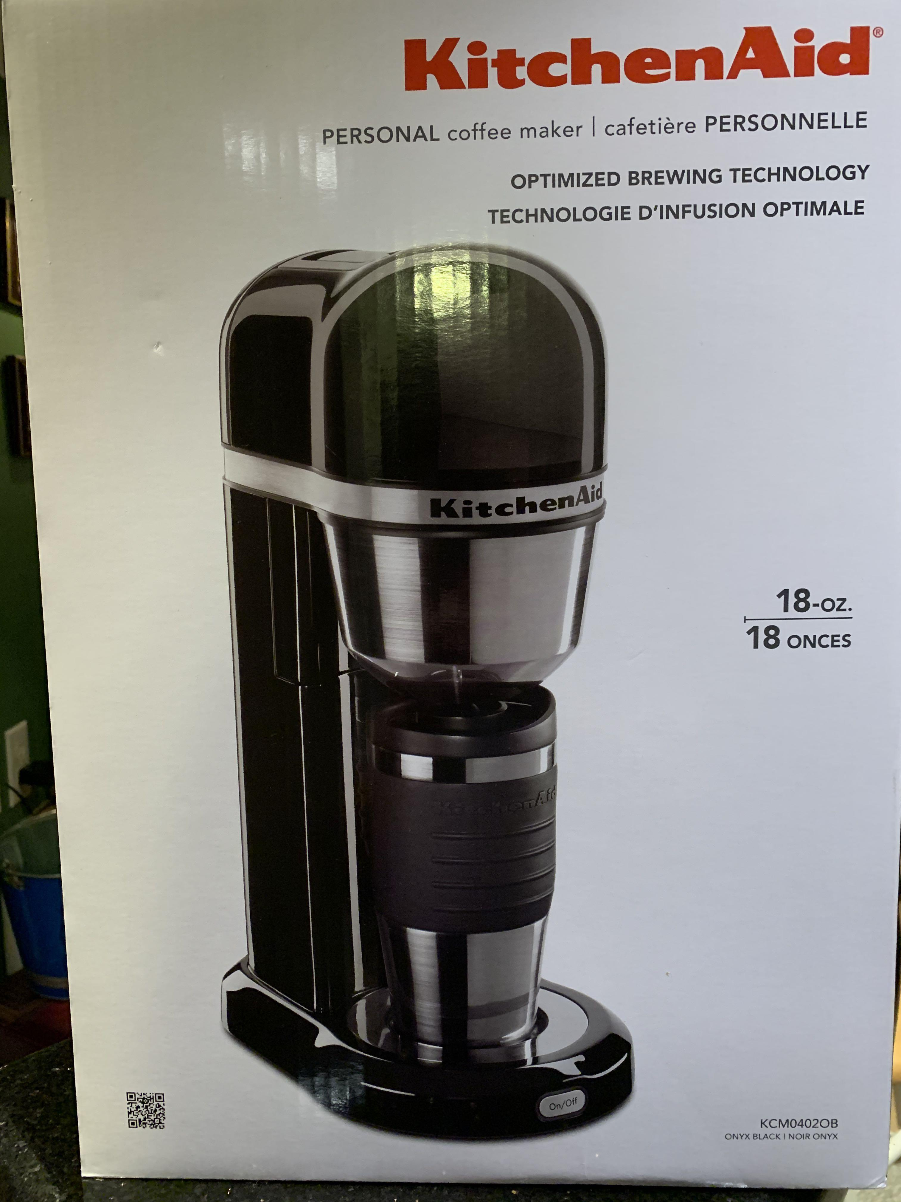 Kitchen Aid Personal coffee maker