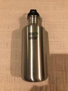 Klean Kanteen ~ Classic w/ Loop Cap Water Bottle 40oz