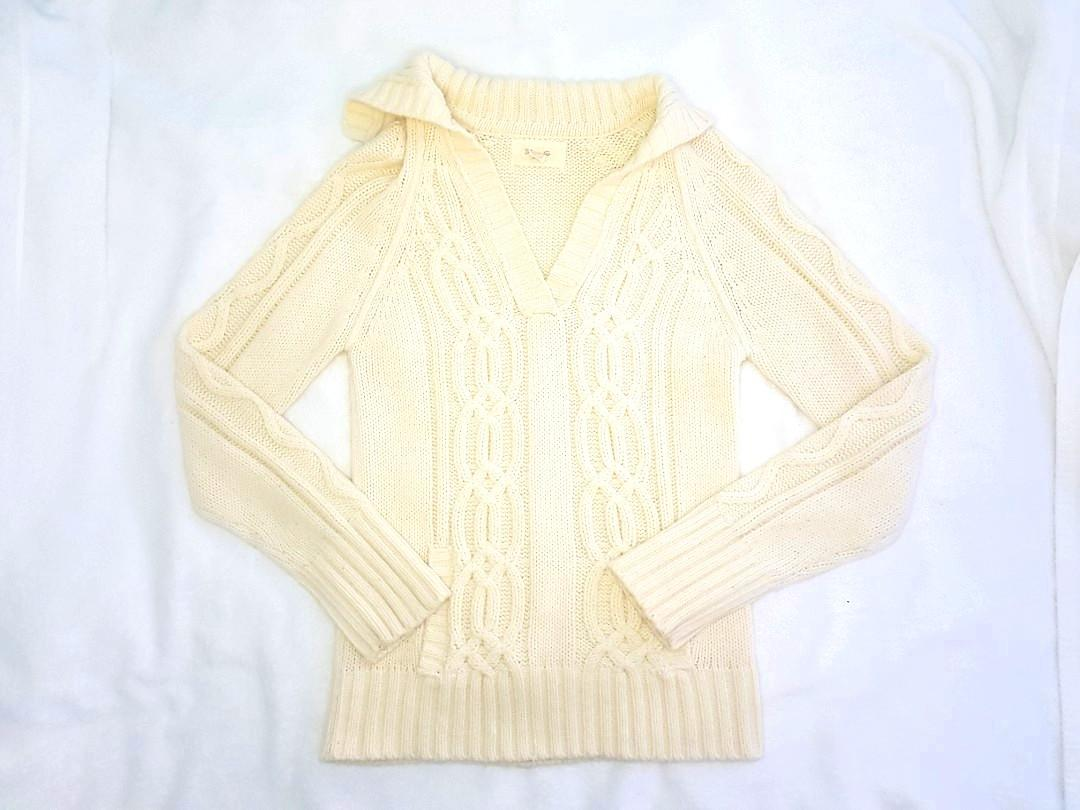 New, Thick cozy winter cable knit sweater jumper
