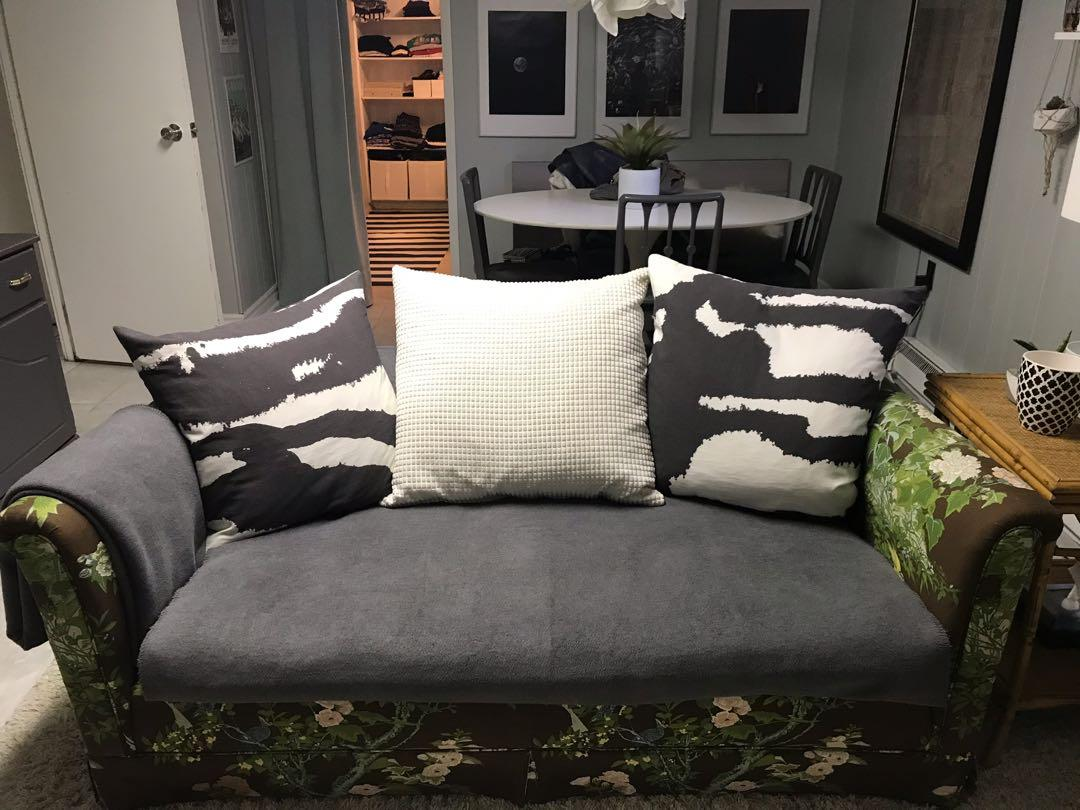 Small comfy couch