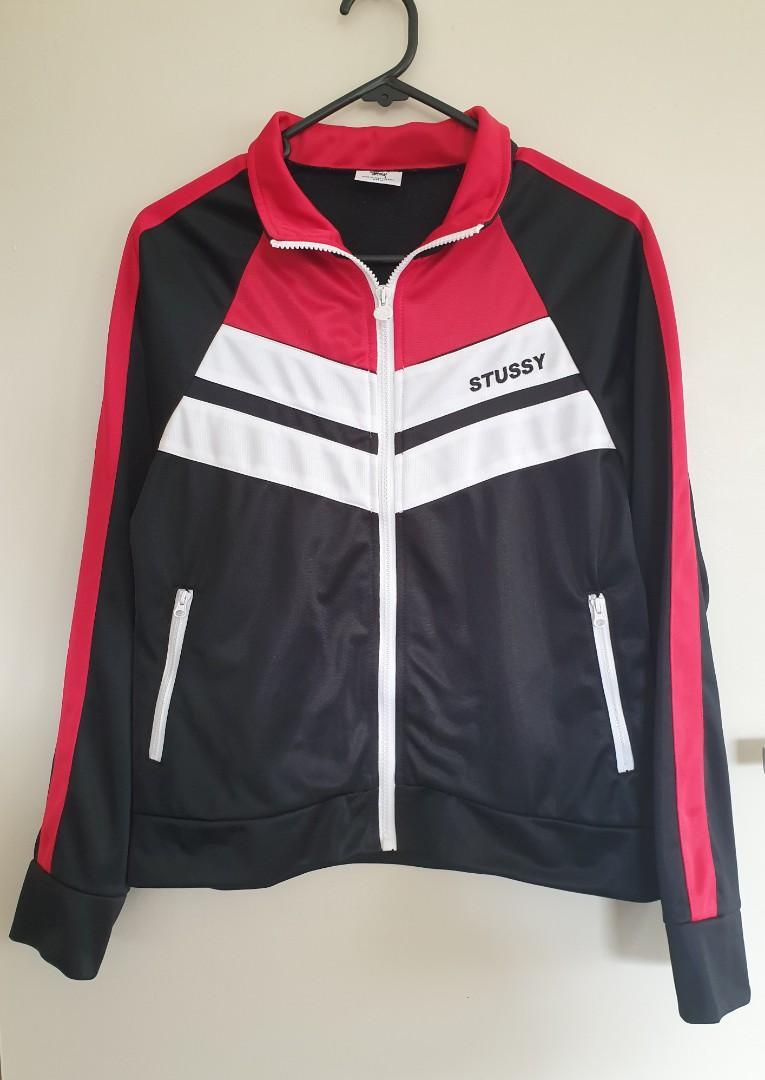 Stussy black jacket