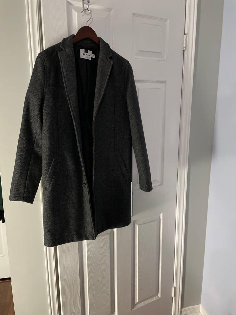 Topman Fall Coat