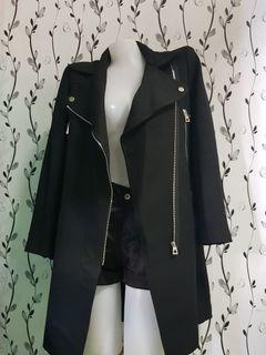Zara Woman 100% Original Black Coat