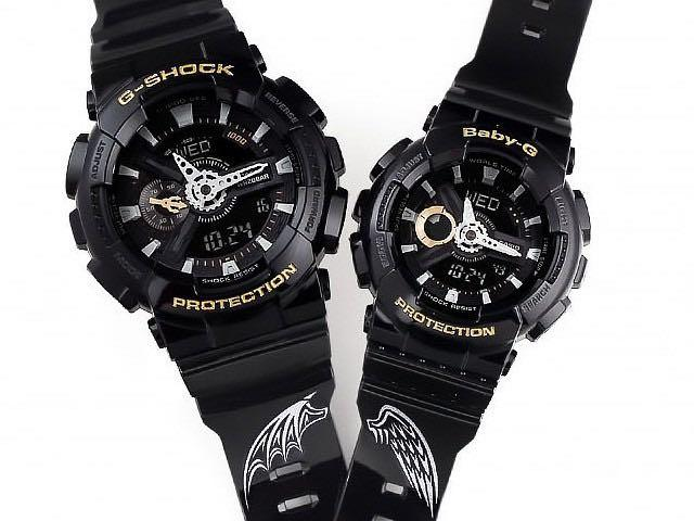 Casio G-Shock & Baby-G Pair Collection (Limited edition)