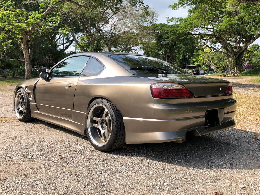 Nissan Silvia Spec R S15 Manual