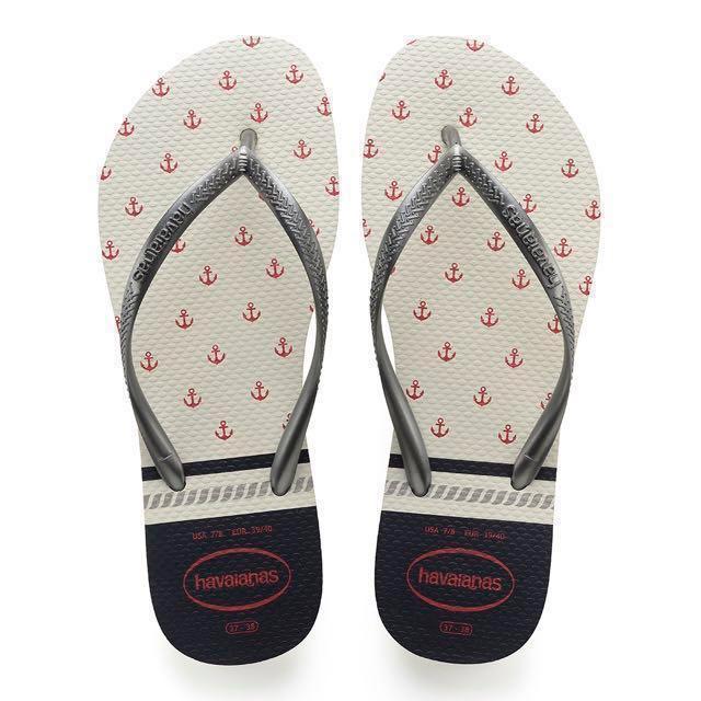 HAVAIANAS Nautical Women Slippers Sale