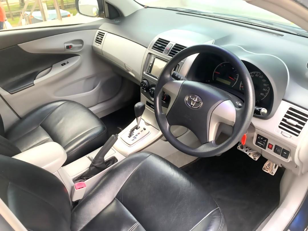 Toyota Corolla Axio 1.5A X (COE till 01/2023) Auto