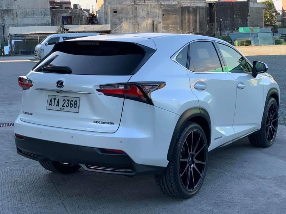 2015 LEXUS NX300h Hybrid Matic at ONEWAY CARS, Cars for ...