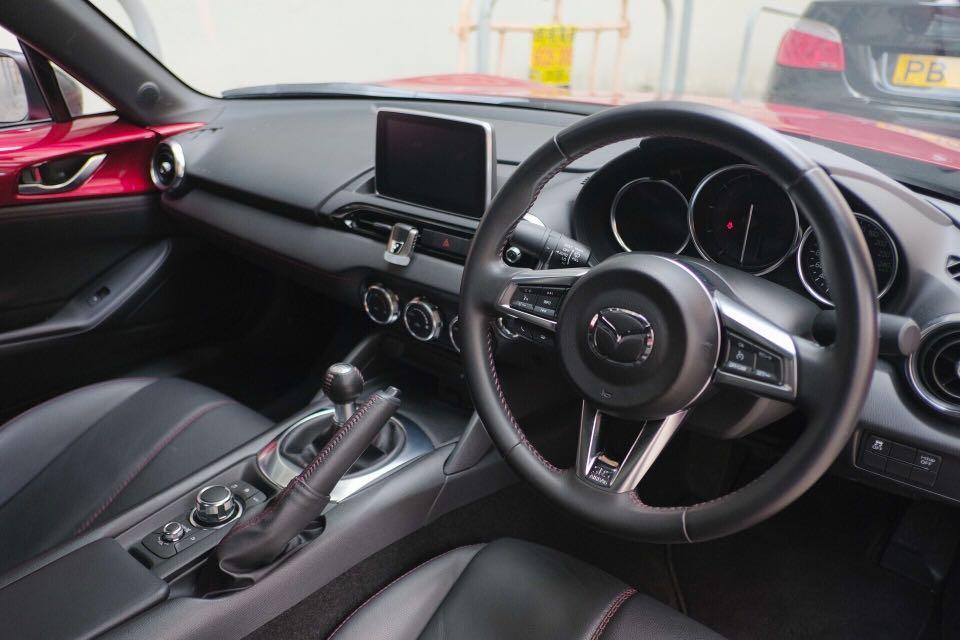 Mazda MX-5 MX5 2.0 6MT Roadster Manual