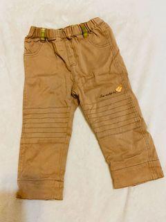 麗嬰房 2歲 保暖褲 8成新