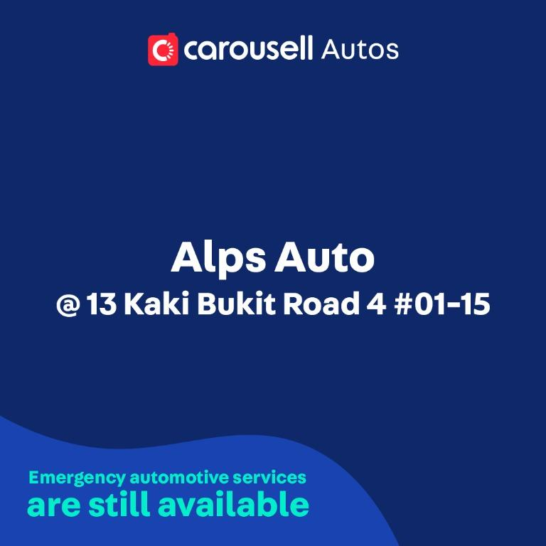 Alps Auto - Emergency automotive services still available