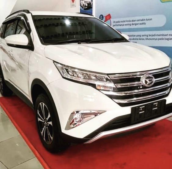 ANGSURAN RINGAN Daihatsu Terios mulai 4 jutaan. Daihatsu Pamulang