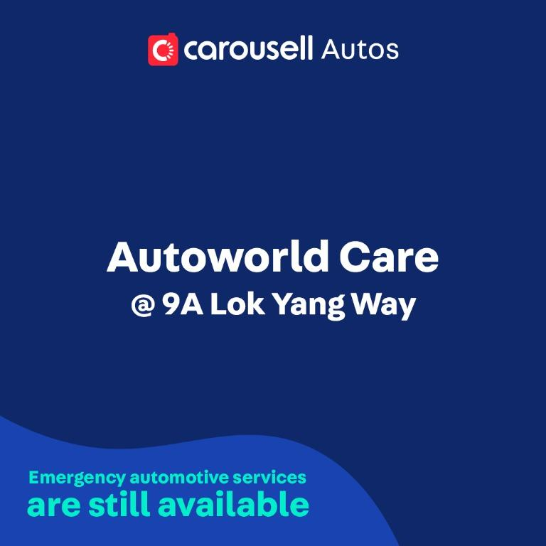 Autoworld Care - Emergency automotive services still available