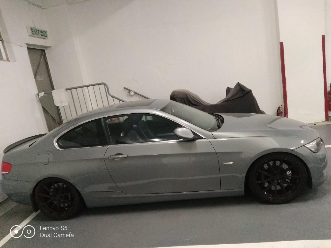 BMW 325i E92 Auto