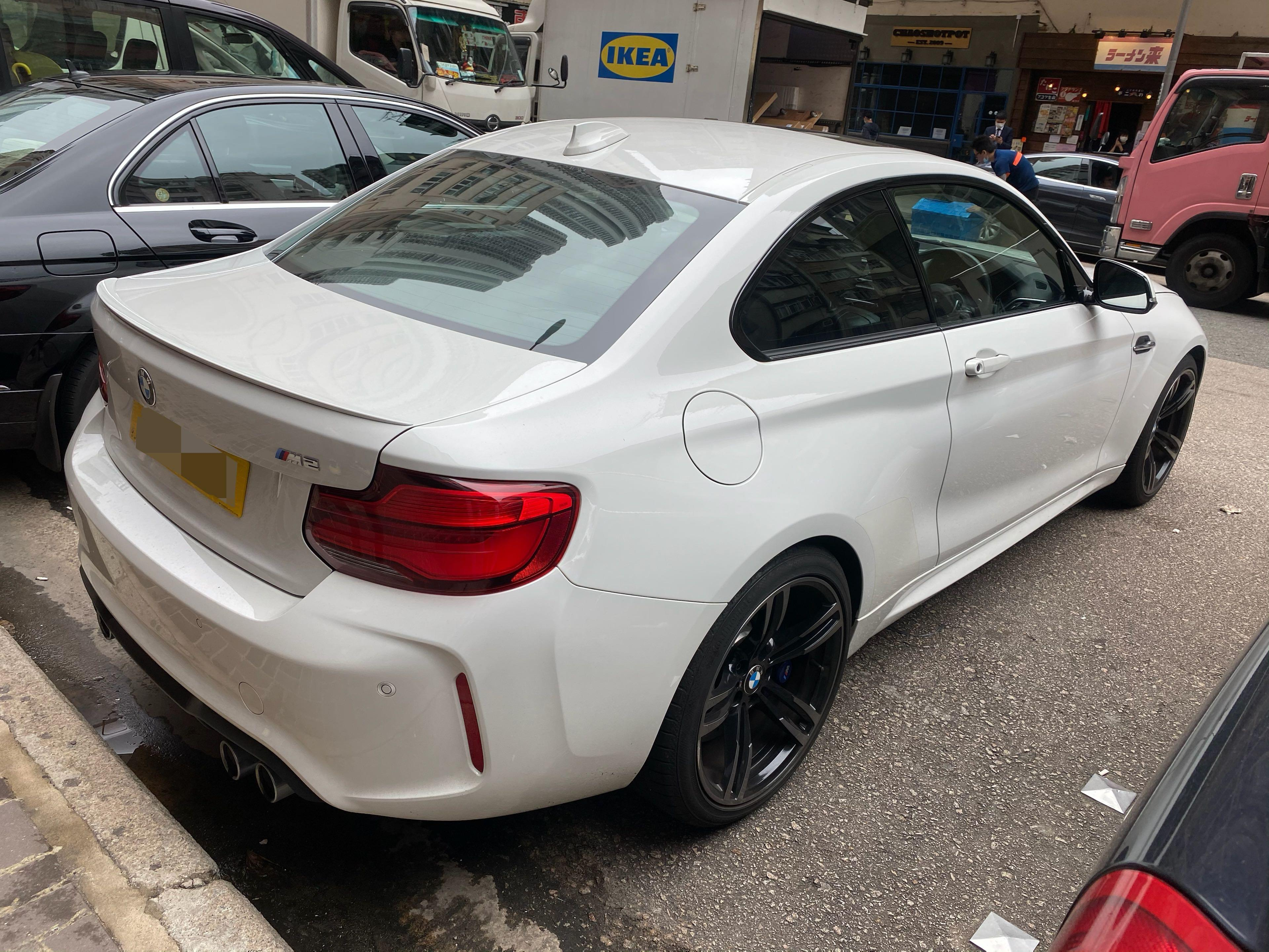 BMW M2 3.0 Coupe (A)