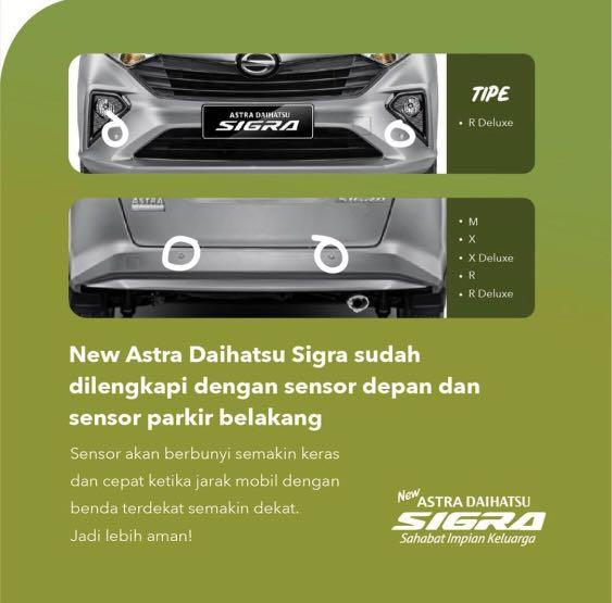 DP MURAH Daihatsu Sigra mulai 20 jutaan. Daihatsu Pamulang