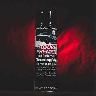 I touch premium免水洗鍍蠟劑