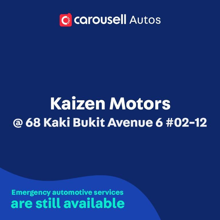 Kaizen Motors - Emergency automotive services still available