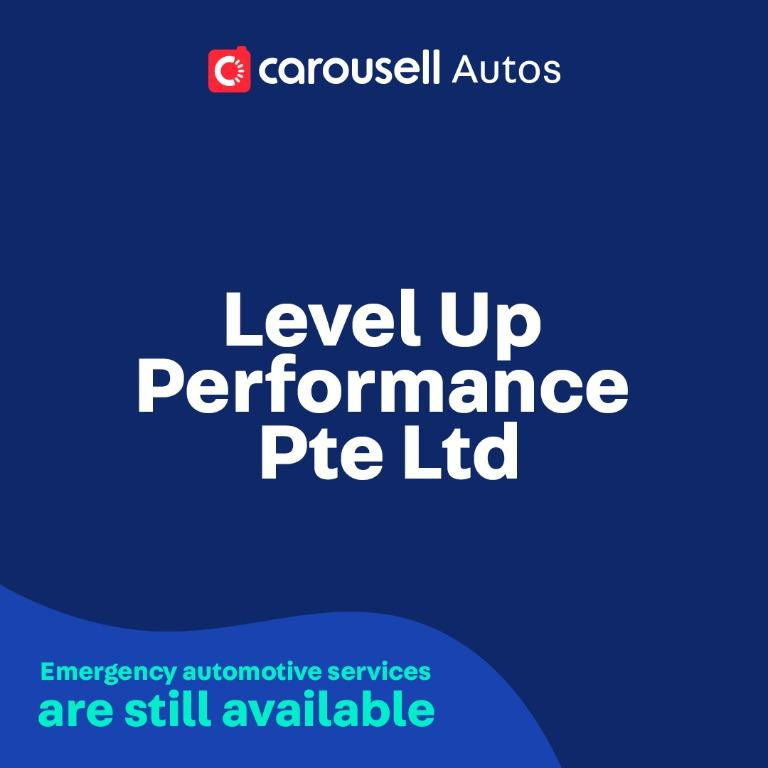 Level Up Performance - Emergency automotive services still available