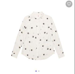 Levi's 燕子襯衫