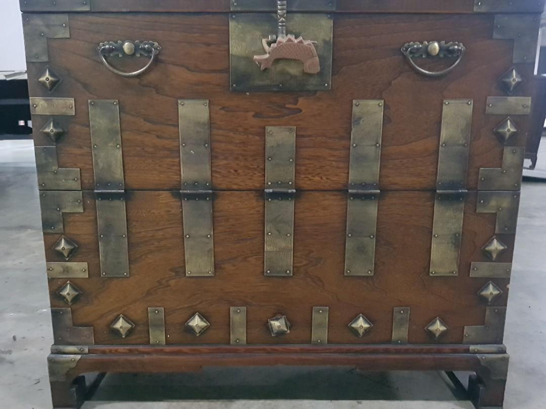 Medicine Antique Chest Cabinet