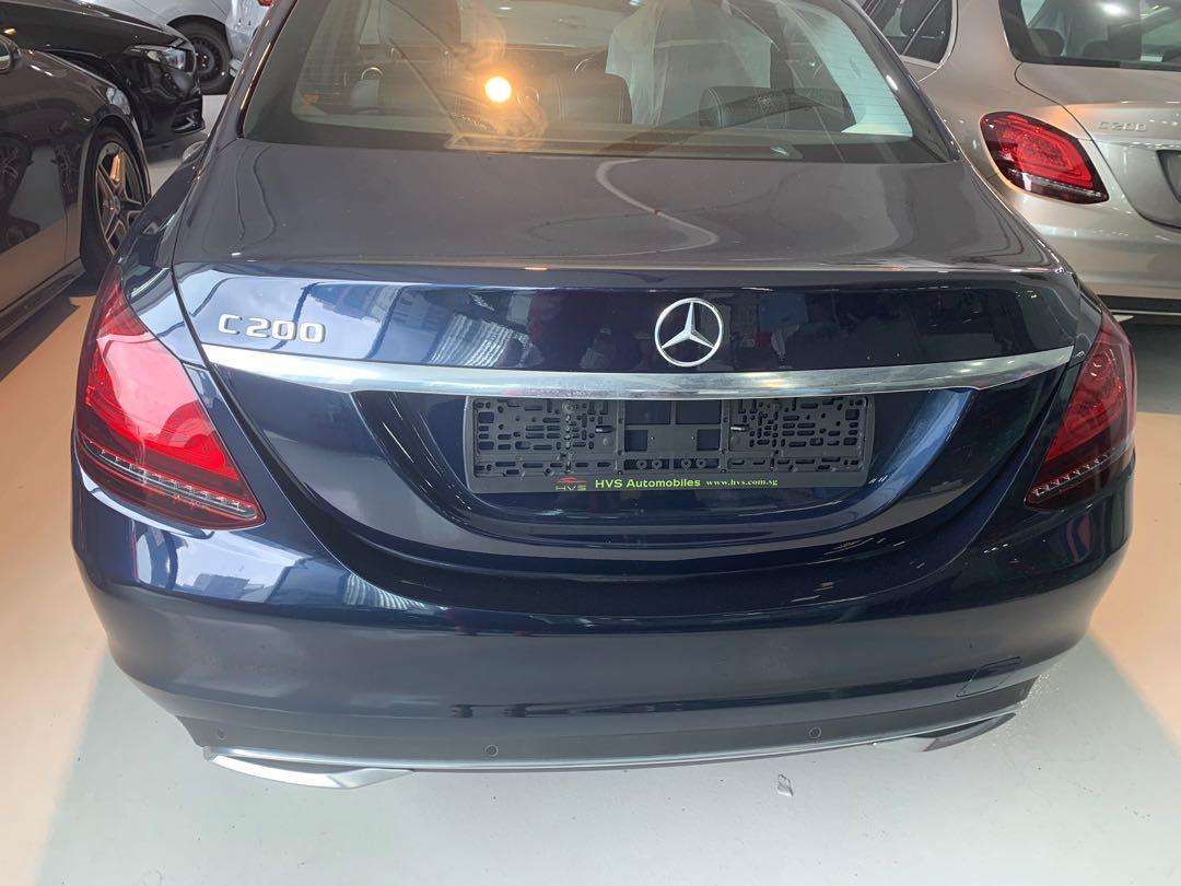 Mercedes Benz C200 Sport premium 1.5 (Mild Hybrid)