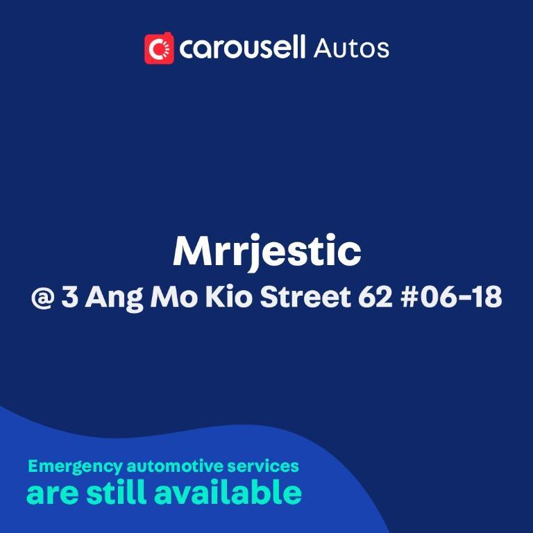 Mrrjestic - Emergency automotive services still available