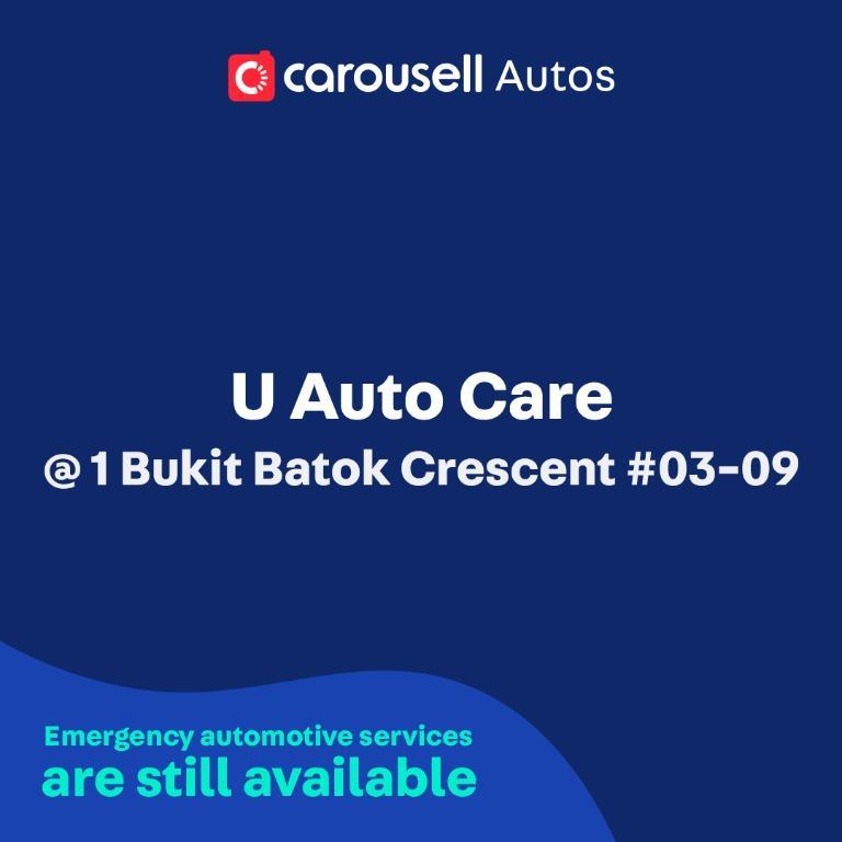 U Auto Care - Emergency automotive services still available