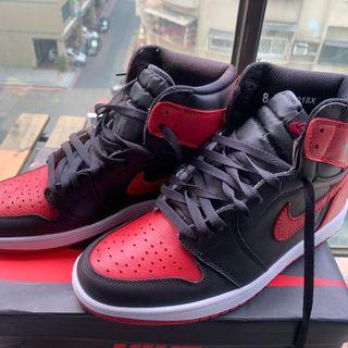 Air Jordan 1 黑紅 禁穿 Bred AJ1
