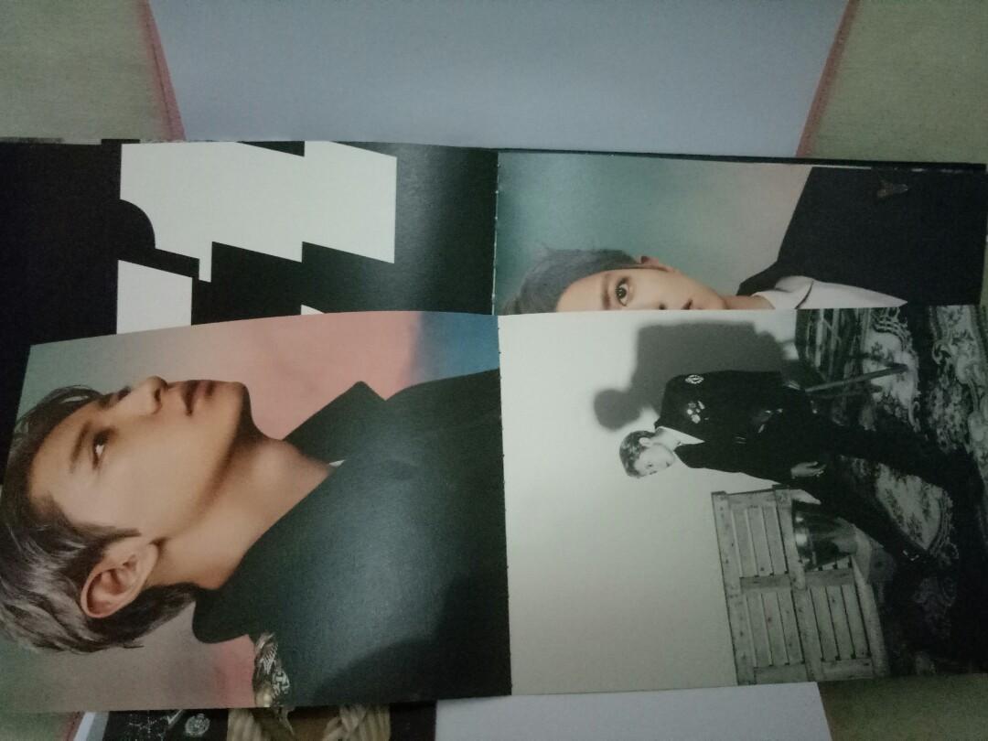 Album EXO Dont Mess Up My Tempo Ver.  Allegro + PC Kai