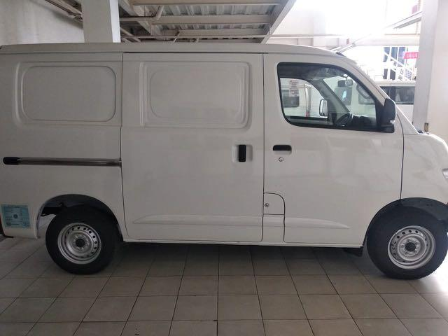 ANGSURAN RINGAN Daihatsu Granmax Blind Van mulai 3 jutaan. Daihatsu Pamulang
