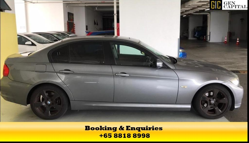 BMW 320i  - 50% off Circuit Breaker Promo the best way to commute during the covid19 outbreak, chauffeur your family in a safe and comfortable way. Contact us at 8818 8998 today!