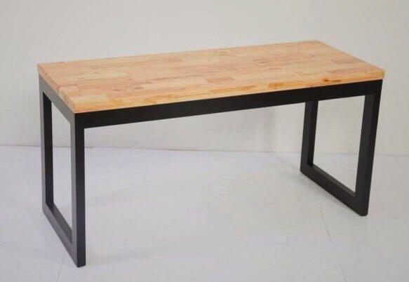 Butcher Block Table From Comfort Furniture 2 4m Furniture Tables Chairs On Carousell