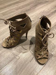 Chinese Laundry sandal bootie