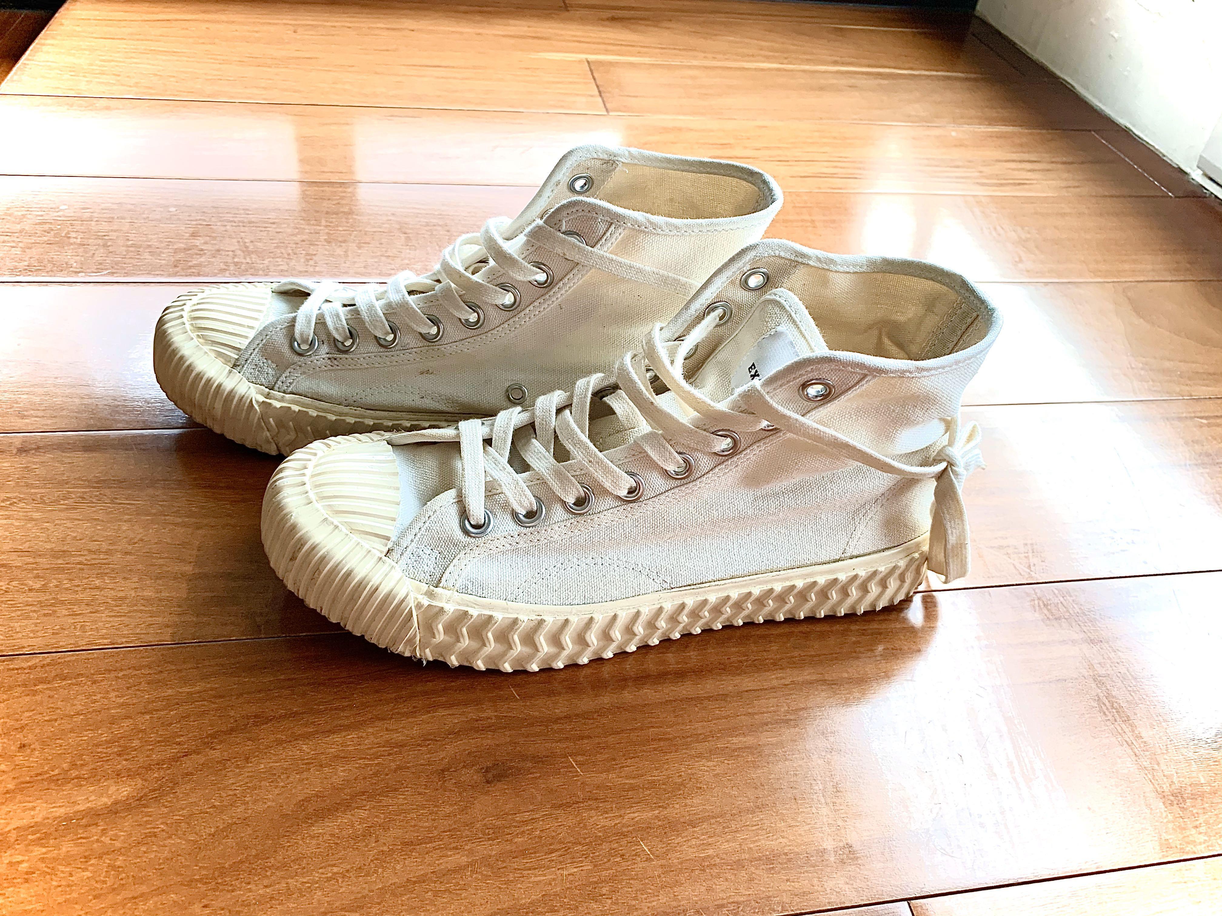 Excelsior高筒餅乾鞋