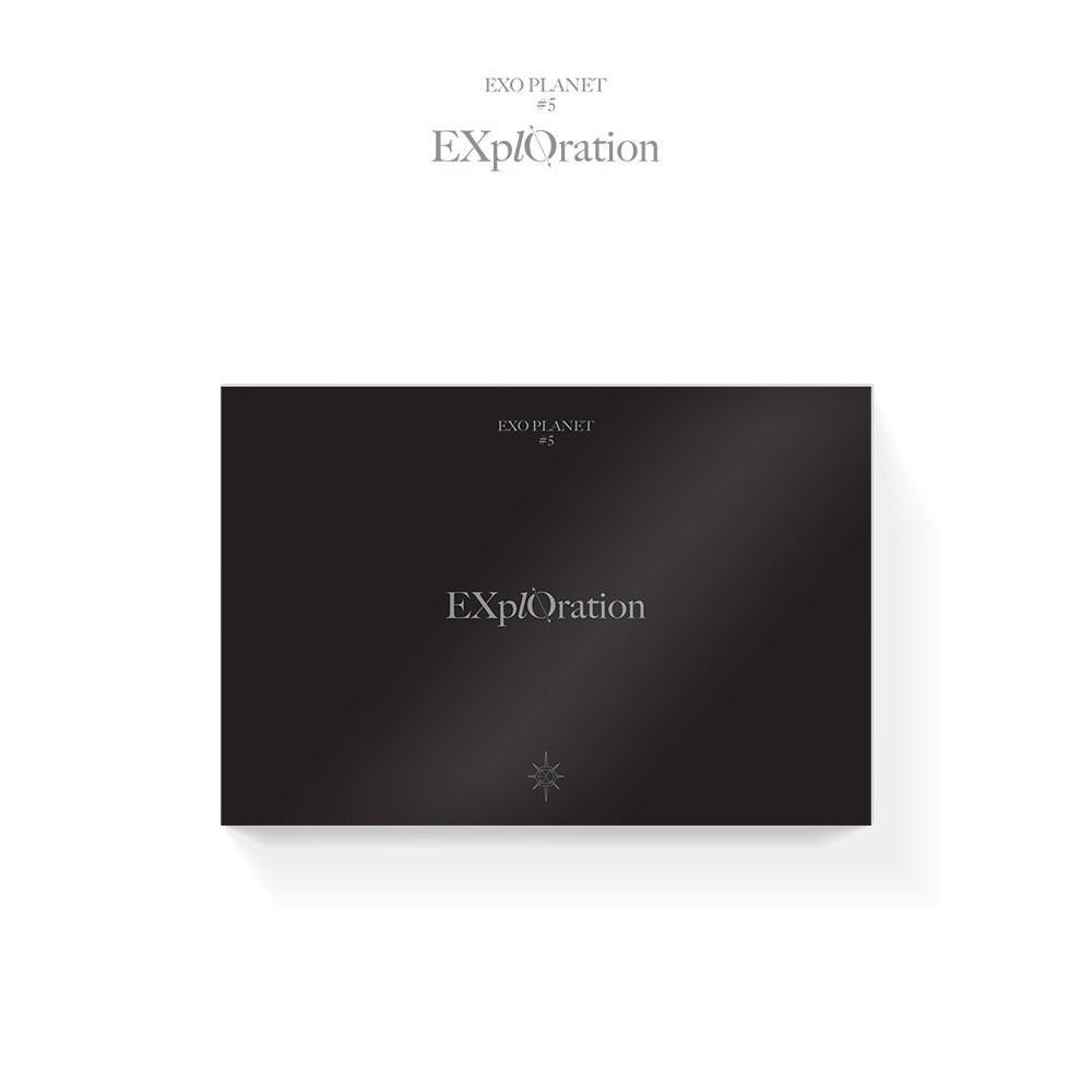 EXO PLANET #5 EXplOration Photobook and Live Album