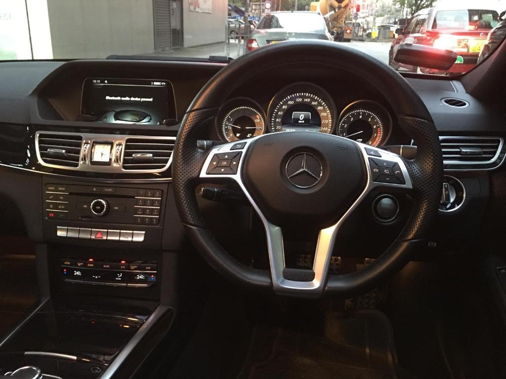 Mercedes-Benz E200 2015 Auto