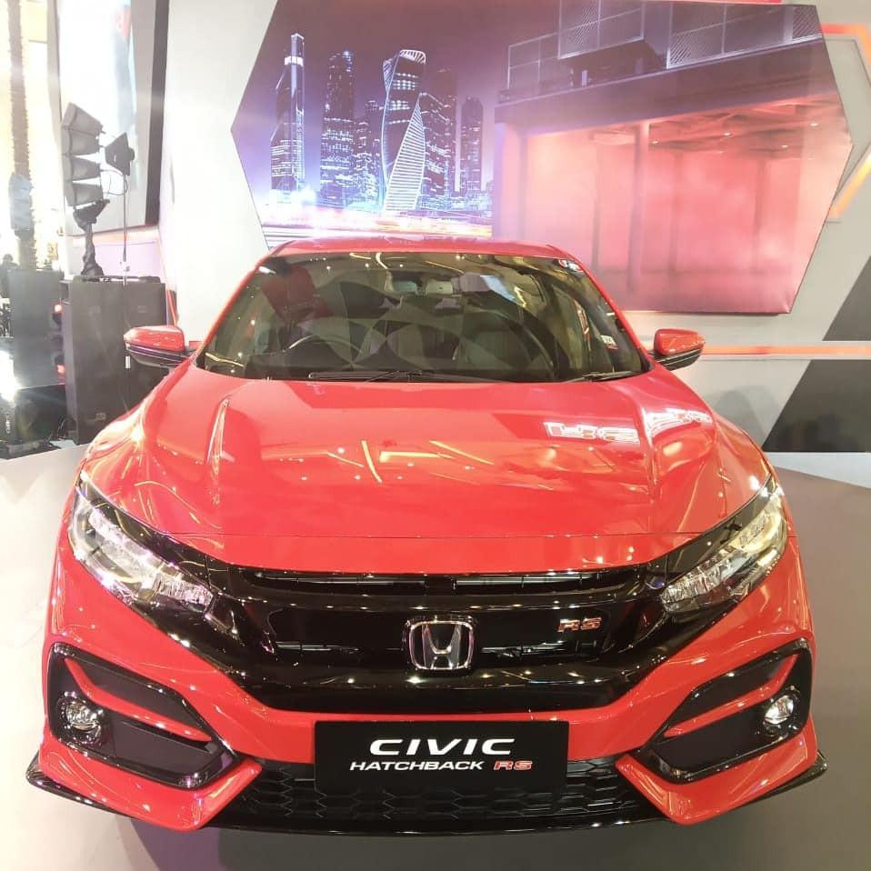 New Honda Civic Hatchback RS 2020, PROMO BUY FROM HOME STAY SAFE