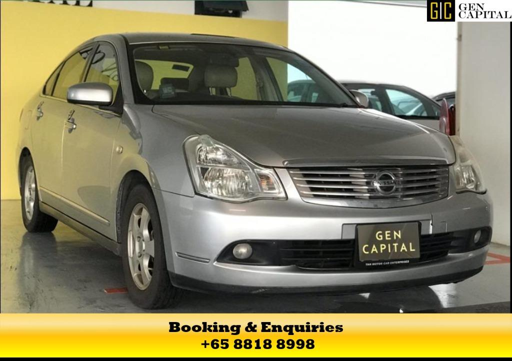 Nissan Sylphy - 50% OFF CIRCUIT BREAKER PROMO with just $500 deposit driveaway. Contact me at 8818 8998!