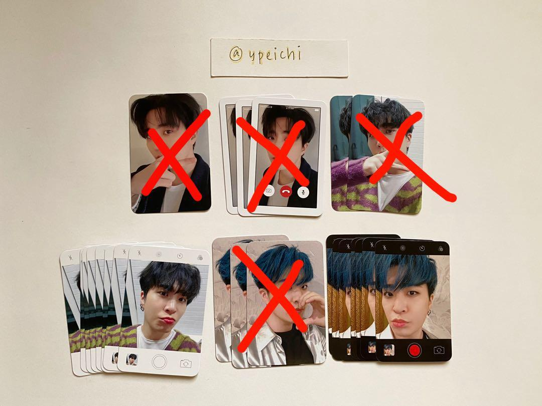 [WTS/WTT] GOT7 6th Fan Meeting Once Upon A Time Trading Card
