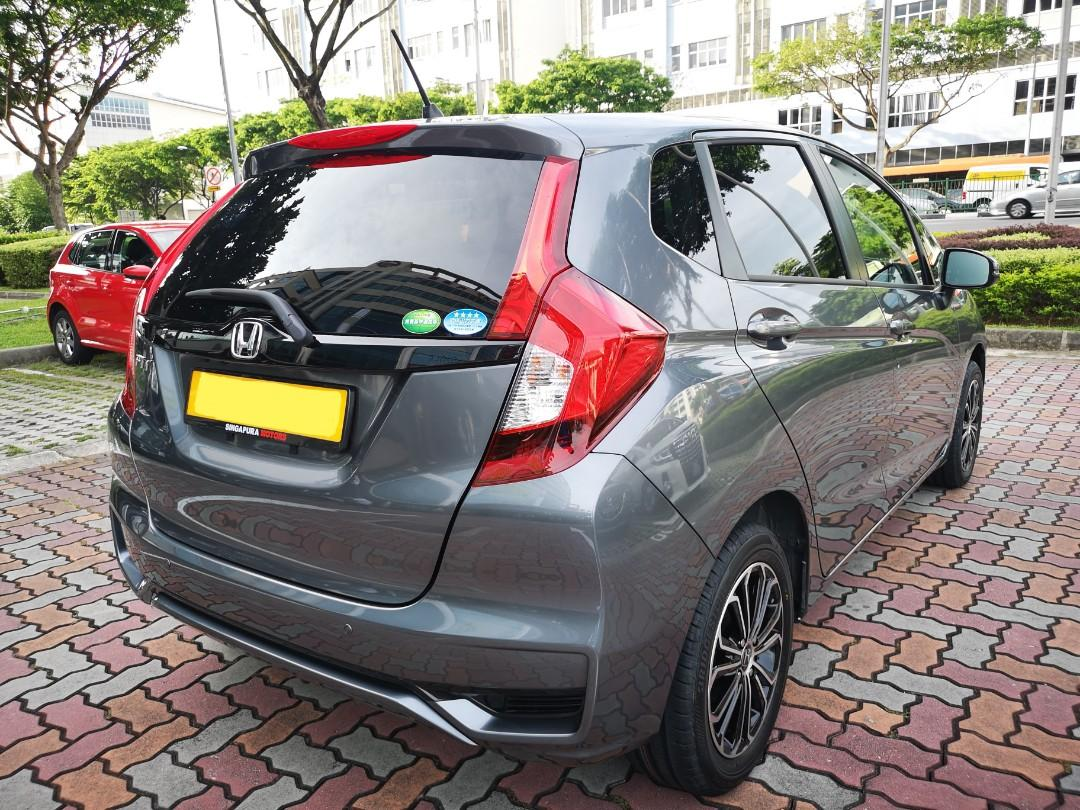 """2019 Honda Fit 1.3A for Rental (Click on """"read more"""" for more details)"""