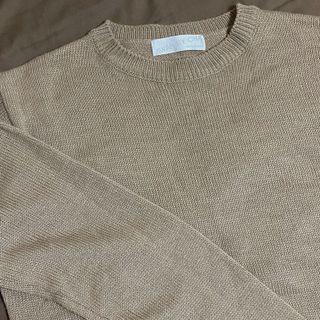 韓國製🇰🇷奶茶色毛衣