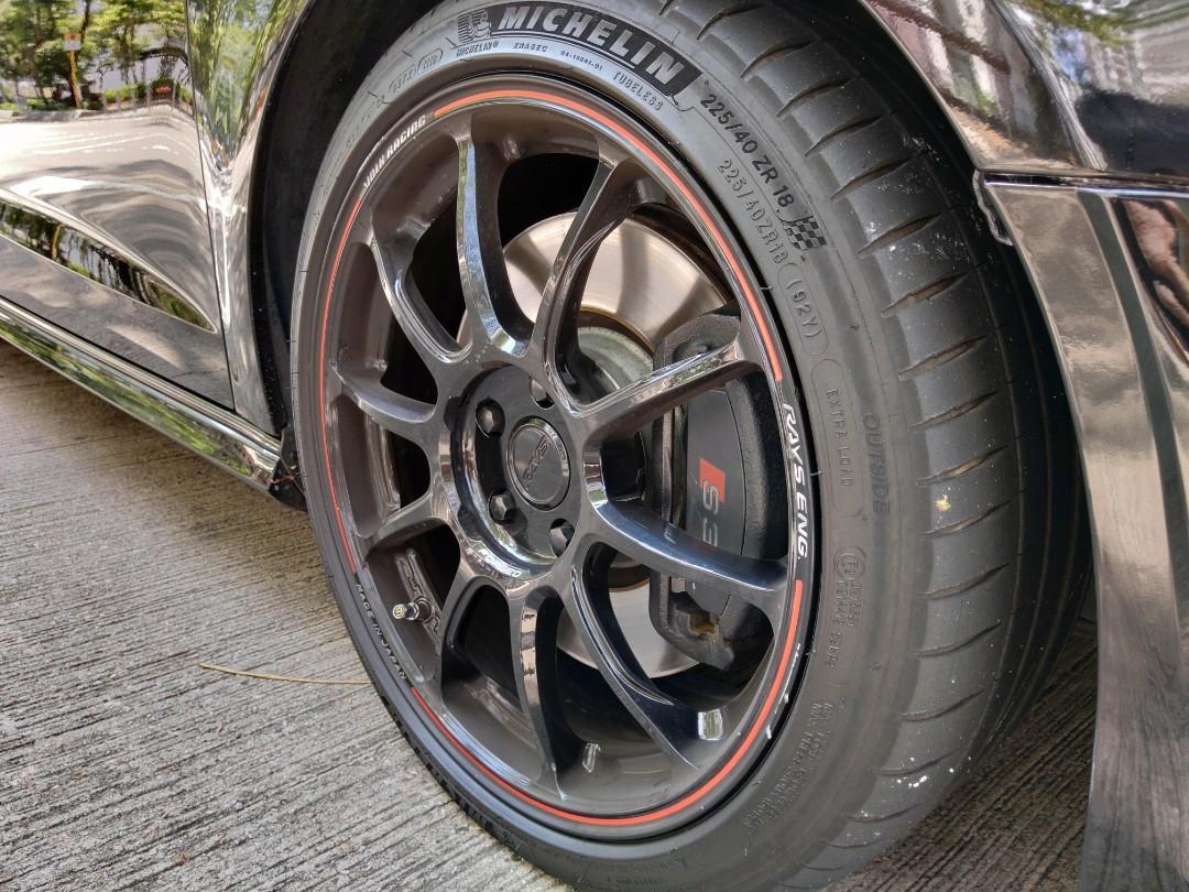 Audi S3 Sportback 2.0 TFSI S tronic 5-Dr Auto