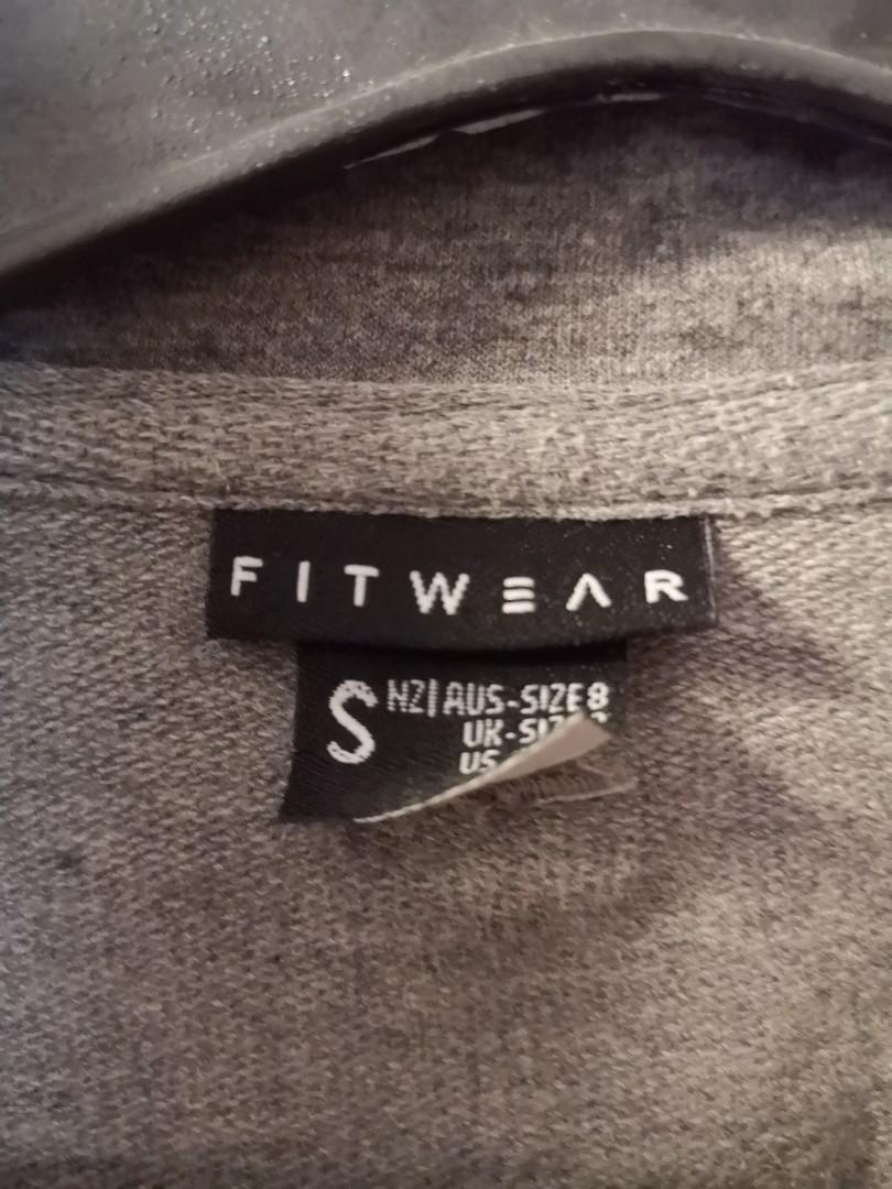 Fit wear fitness top