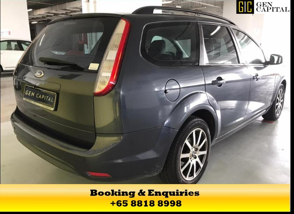 Ford Focus Trend - At 50% off Circuit Breaker Promo the best way to commute during the covid19 outbreak, chauffeur your family in a safe and comfortable way. Contact us at 8818 8998 today!