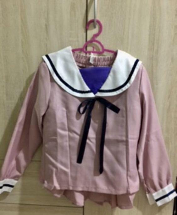 Iki Hiyori (NORAGAMI) anime Japanese school uniform