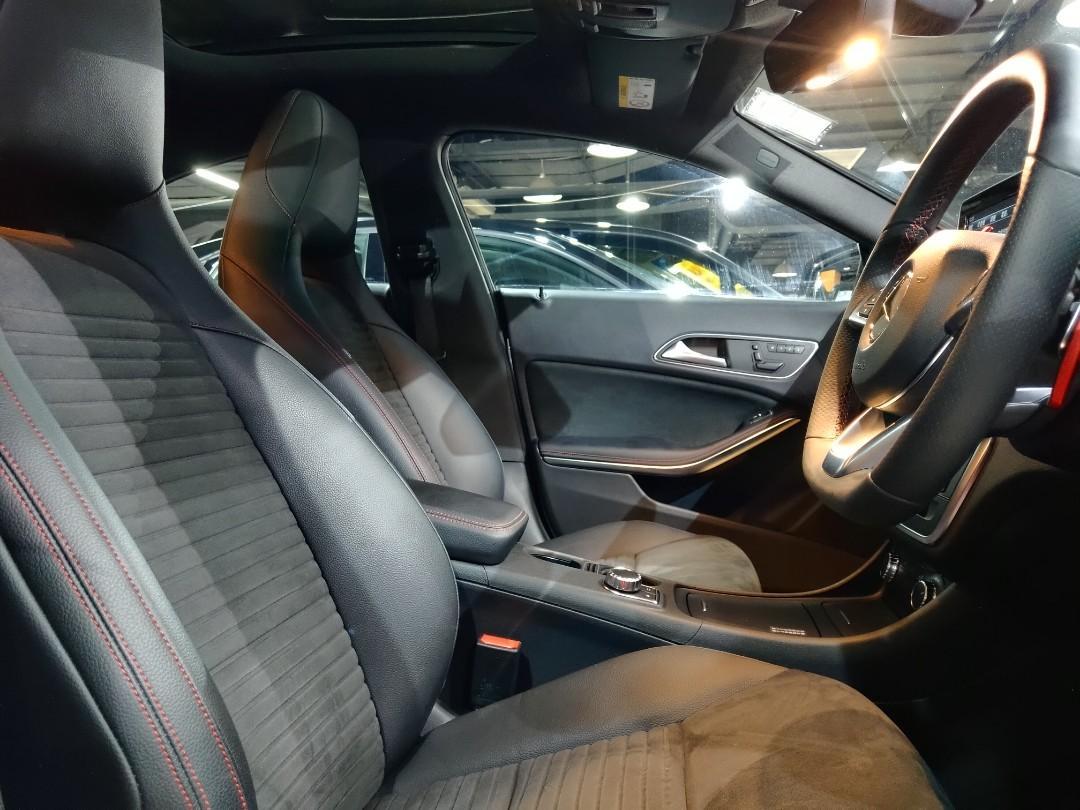 Mercedes-Benz CLA250 Sport AMG Auto