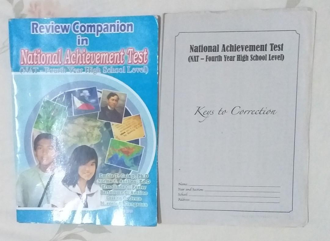 MSA Reviewers (Simulated College Admission Tests) + FREE NAT Review Companion
