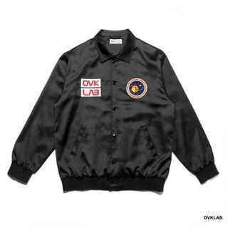 OVKLAB Patch Coach Jacket 外套